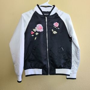 Member's Only Embroidered Jacket